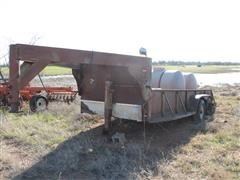 20' Gooseneck T/A Utility Trailer W/Tanks