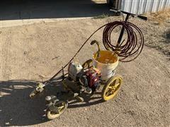 Titan 0290005 Powrliner 850 Pavement Marking Machine