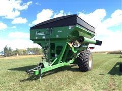 2015 Parker 839 Grain Cart