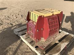 Feed Wagon Dual Gear Boxes