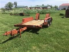 1998 DitchWitch TA8 T/A Equipment Trailer