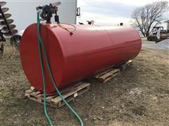 Eaton 1000-Gal Fuel Tank W/Pump