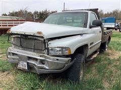 2002 Dodge Ram 2500 Pickup