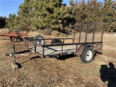 Big Tex Utility Trailer