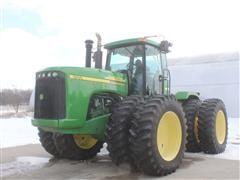 2004 John Deere 9120 4WD Tractor