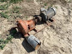 Berkeley B3JRBM CW Electric Irrigation Pump