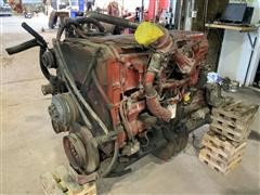 Cummins ISX DOHC Diesel Engine