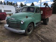 1952 Chevrolet 4103 UCAB S/A Grain Truck