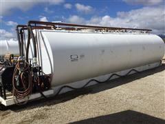 Eaton Bulk Storage Tank w/ 12000L Compartments