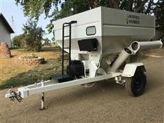 Brent Yield Cart 150 Portable Weigh Wagon