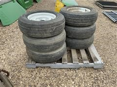 Goodyear H29x9.0 - 15 Utility Tires
