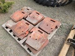 Case Front Tractor Weights