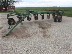 John Deere 3600 7 Bottom Moldboard Pull Plow