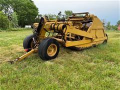 Soil Mover 85E Elevating Dirt Scraper