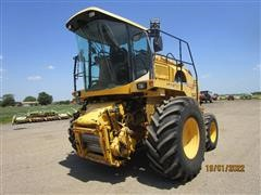 2000 New Holland FX58 4WD Self-Propelled Forage Harvester