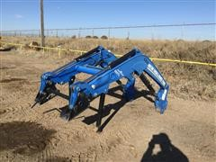 New Holland 655TL Front Loader Attachment