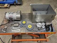 Thermac J-7 Precision Grinder