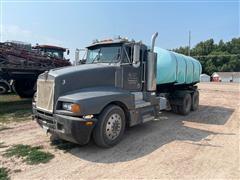 1987 Kenworth T600 T/A Tanker Truck