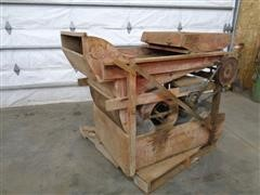 Antique Clipper Fanning Mill Grain Cleaner