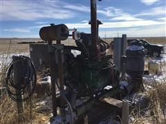 John Deere 6068 Powertech 6.8 Liter Diesel Power Unit