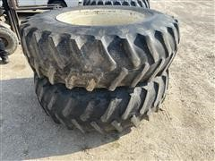 Firestone SAT II 23 20.8-38 Tires & Rims