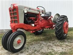 1958 Ford 901 Power Master 2WD Tractor