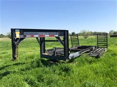 2006 Donahue EXG-160 Swather Trailer