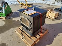 Ussc American Harvest Corn And Pellet Stove