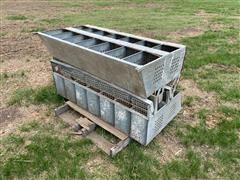 Jamesway Chicken Nesting Boxes