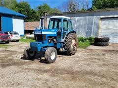 1981 Ford TW-20 2WD Tractor