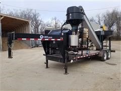 USC LP800 Portable Seed Treater