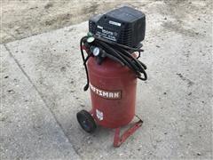 Craftsman 150 PSI Upright Portable Air Compressor