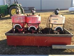 Seed Treater Mixing Cones & Containment