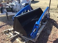 2016 New Holland 730880466 622TL Loader Attachment w/ Mounting Kit