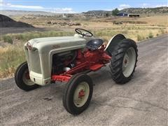 1953 Ford NAA Golden Jubilee 2WD Tractor