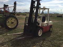 Nissan 6000 Forklift