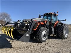 2008 AGCO DT200A MFWD Tractor