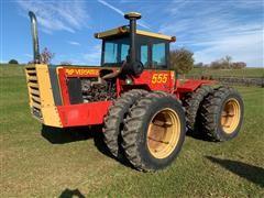 1981 Versatile 555 4WD Tractor