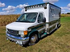 2006 Medtec Ford E450 WM Ambulance