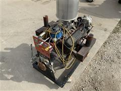 Chevrolet 350 Natural Gas Power Unit