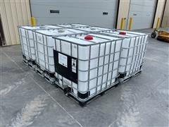 250-Gallon Liquid Storage Totes