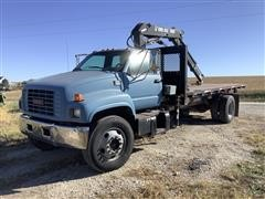 1998 GMC C65 Boom Truck