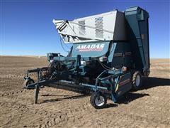 Amadas M2105PTB Pull Type Edible Bean Combine