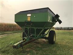 Bradford Bii 528 Grain Cart
