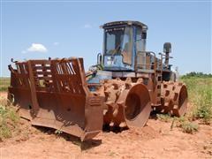 1999 Al-jon 91K Landfill Compactor