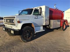 1973 Chevrolet C65 S/A Water Truck