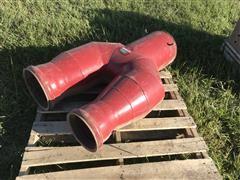 Schumacher Water Pump Pipe Reducer
