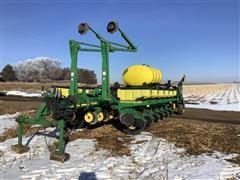 """2009 John Deere 1770NT MaxEmerge XP 16R30"""" W/Fertilizer Frame Planter"""
