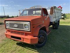 1975 Chevrolet C60 Grain Truck