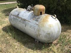 Eaton 500-Gallon Propane Tank